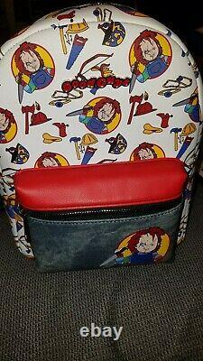Childs Play Good Guys Chuckie Mini Backpack Purse