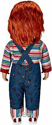 Childs Play Good Guys Chucky Doll 30 Tall Halloween Movie Prop Collectible NEW