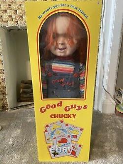 Childs Play Life Size Good Guys Doll Chucky 30 Halloween Studios
