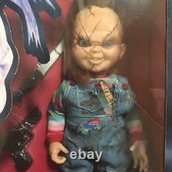 Childs Play The Bride of Chucky 12 Collection Doll TALKING GOOD GUY DOLL