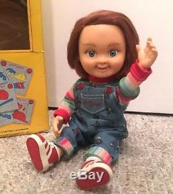 Chucky 12 Doll 300 MADE Dream Rush Child's Play Toy Good Guys Figure sideshow