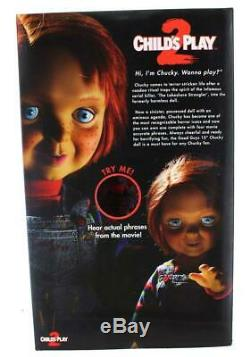 Chucky 78004 15-Inch Nice/Happy Face Good Guys Talking Doll Childs Play