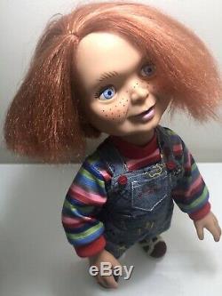 Chucky Action Figure 15 Childs Play Talking GOOD GUYS Chucky Doll Mezco Toys