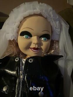 Chucky & Bride Of Chucky 24 Tiffany Doll LIFE SIZE Child's Play