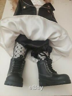 Chucky & Bride Of Chucky 24 Tiffany Doll LIFE SIZE Child's Play with Knife RARE