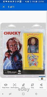 Chucky Child's Play 11x14 Original Auto'd Jason Edmiston Print # 98 of 100