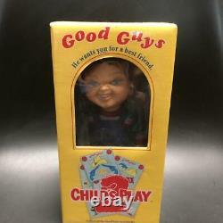 Chucky Child's Play 2 Dream Rush Good Guys Doll Figure Toy Japan Bobbing Head