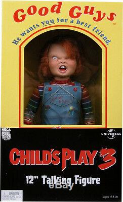 Chucky Child's Play 3 12 Talking Figure