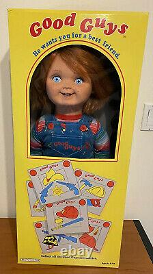 Chucky Child's Play Good Guys Doll Horror Trick or Treat Studios