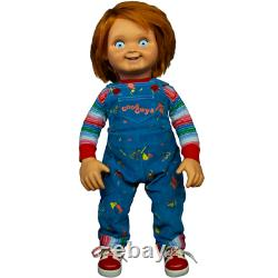 Chucky Child's Play Good Guys Doll Movie Halloween Prop Costume Gift Toy Replica