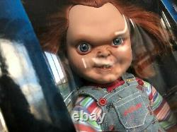 Chucky Child's play doll Sideshow Collectibles 15 inch