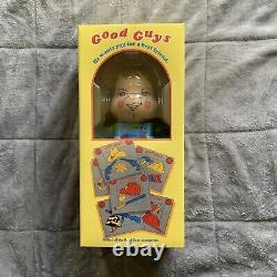 Chucky Childs Play 400% Medicom Bearbrick