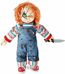 Chucky Doll, 24 Inches Movie Dolls Halloween Dolls Child's Play Doll Real Chucky