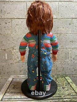 Chucky Doll Display Stand Good Guys Seed Of Chucky Childs Play Doll Stand Horror