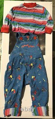 Chucky Doll Good Guy Doll Wardrobe Childs Play 1988 Replica