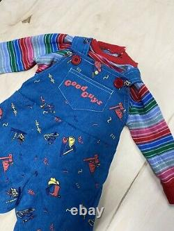 Chucky Doll Good Guy Doll Wardrobe Outfit Childs Play 1988 Replica
