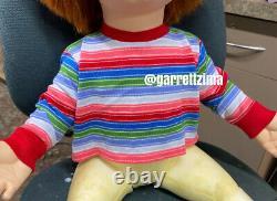 Chucky Doll Good Guy Doll Wardrobe Sweater Childs Play 1988 Replica