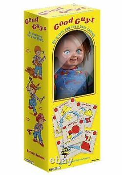 Chucky Doll Good Guy Prop Childs Play 2 Collector Guys Trick Treat Studios