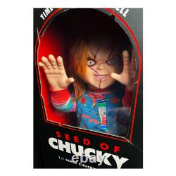 Chucky Doll Seed Of Chucky Child's Play 5 Movie Prop Costume Toy Replica Gift