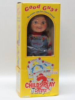 Chucky Good Guys 12 Doll Dream Rush Child's Play 2 Figure F/S EMS from Japan