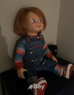 Chucky Good Guys Doll 11 Scale Life Size Prop Replica Childs Play Handmade