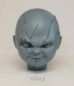 Chucky Head Childs Play Bride of Chucky head only, prop, DIY Doll