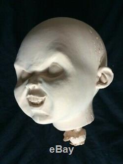 Chucky Head Childs Play prop, DIY Doll