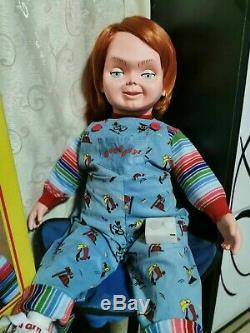 Chucky doll 3 life size prop 11 Child's Play Custom Good Guys 3