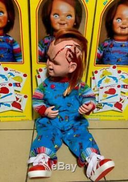 Chucky doll 4 life size prop 11 Child's Play Custom Good Guys IV
