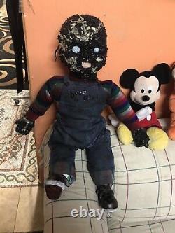 Chucky doll child's play 1, life size custom
