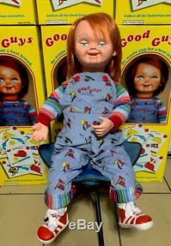 Chucky doll life size prop 11 Child's Play Custom Good Guys