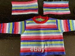 Chucky sweater 11 screen used Replica! Custom Good Guy sweater Child's Play