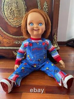 Chucky sweater and overalls Childs Play 1988 outfit replica