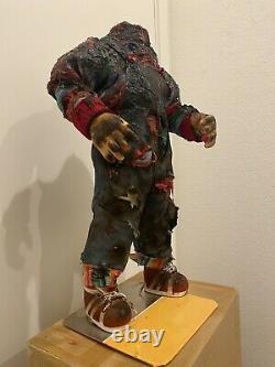 Custom Chucky Doll Burnt Childs Play
