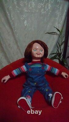 Custom Good Guys II clothes Child's Play Chucky doll 11 life size prop