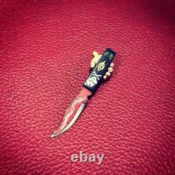 Custom Made 1/6 Scale Charles Lee Chucky Ray Voodoo Knife Movie Child's Play