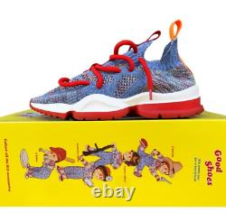 DS Sia Collective CV 0.02 CHUCKY Size 11 Chuckie Childs Play Good Guys Sold Out