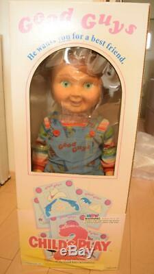 Dream Rush 2008 Child Play 2 Good Guys Chucky Life Size Doll Limited 300pcs