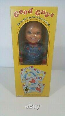 Dream Rush Child Play 2 Chucky 12 Good Guy Collection Doll Action Figure MIB