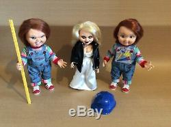 Dream Rush Child Play 2 Chucky with Tifanny & Good Guy 12 (Set of 3)