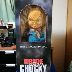 Dream Rush Child Play Chucky Life Size Collection Doll Limited 300pcs
