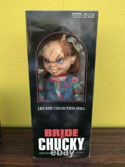 Dream Rush Child Play Chucky Life Size Collection Doll Limited 300pcs Japan