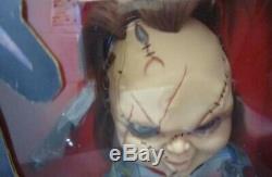 Dream Rush The Bride of Chucky 12 Collection Doll Child Play Medicom MIB