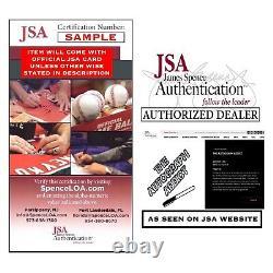 ED GALE Signed BRIDE OF CHUCKY 8x10 Photo Child's Play Autograph JSA COA Cert