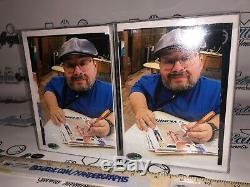 Ed Gale Child's Play Chucky Signed Autographed Funko Pop Vinyl Inscriptions-coa