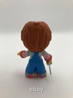 FUNKO MYSTERY MINIS HORROR CLASSICS CHILD'S PLAY CHUCKY With SCARS FIGURE