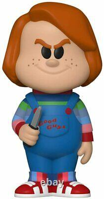 Funko POP! SODA CAN Vinyl Figure Child's Play CHUCKY Sealed Case of 6 withChase