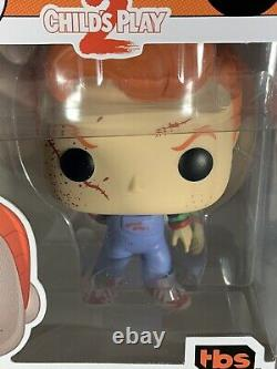 Funko Pop Tbs Conan As Chucky Childs Play 2 32 Sdcc 2020 New