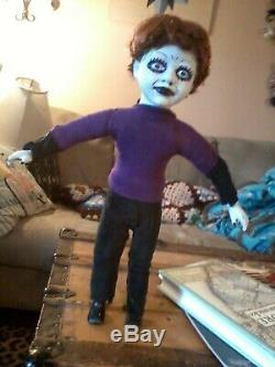 Glen Childs Play Seed Of Chucky Doll Zombie Prop Halloween
