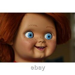 Good Guy Child Play Chucky Life-Size Doll figure Prop Replica One piece RARE